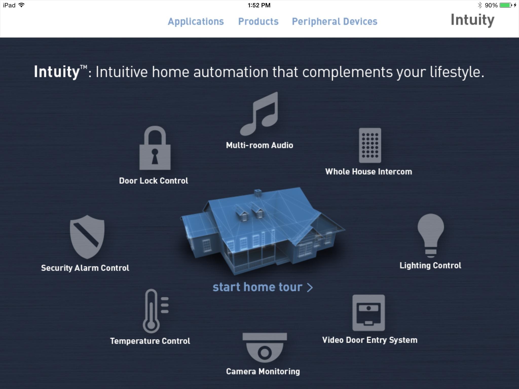 St louis digital marketing agency web design web - Web application home page design ...